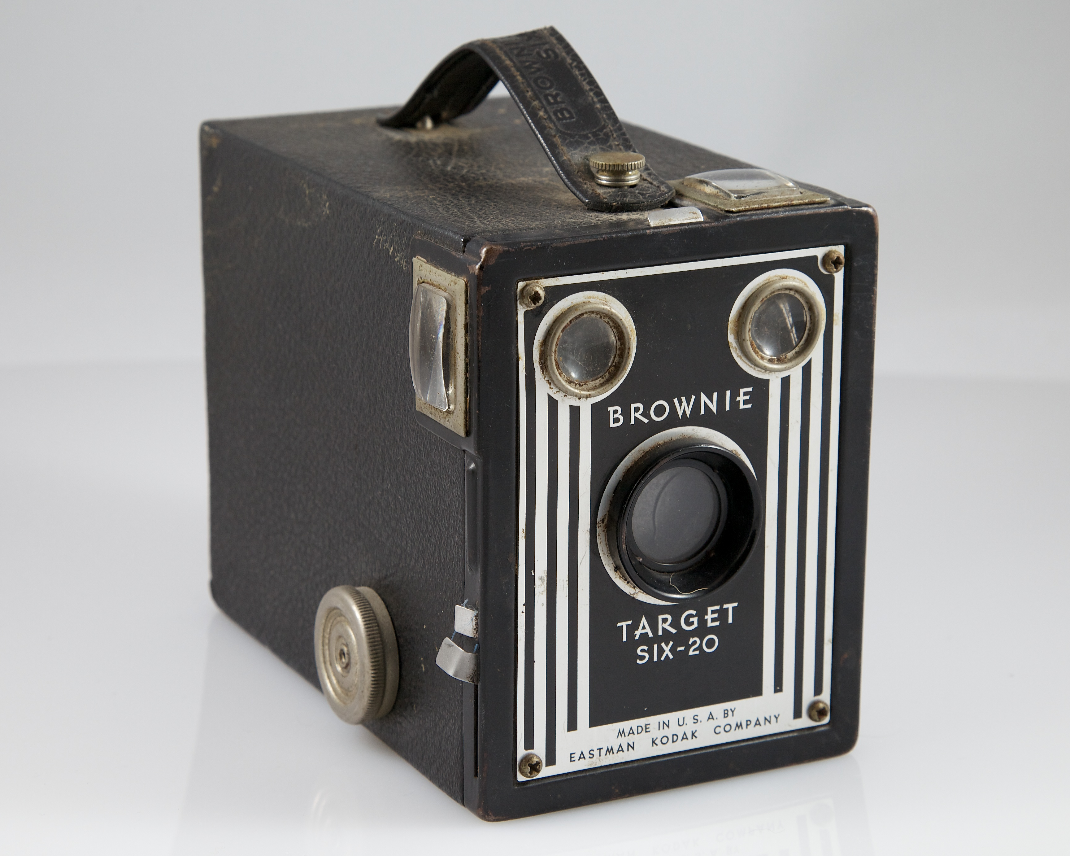 It all started with a Kodak Brownie