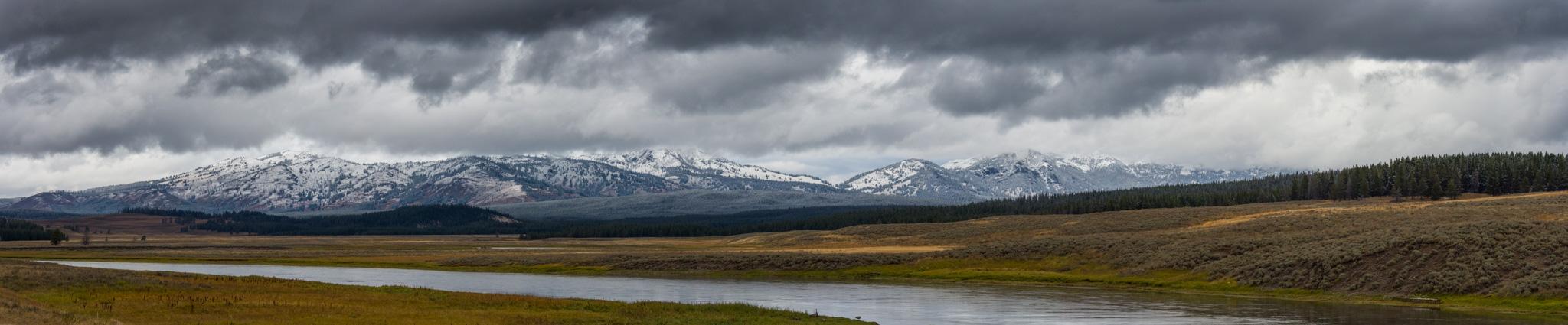 Yellowstone & Grand Tetons National Park