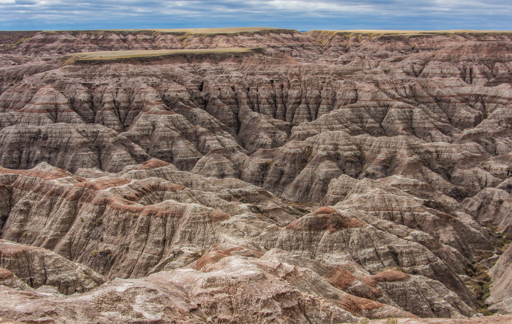 Badlands National Park Plus Monuments