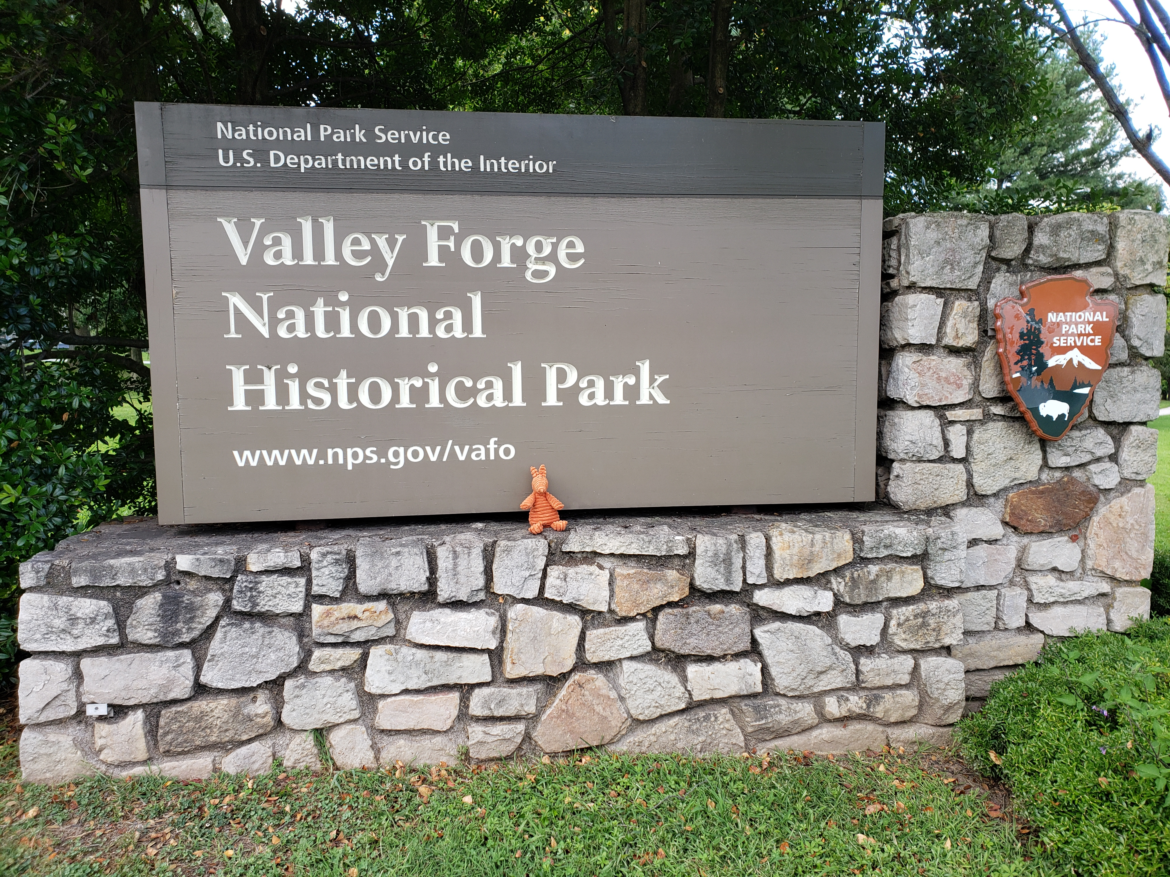 Valley Forge NHP