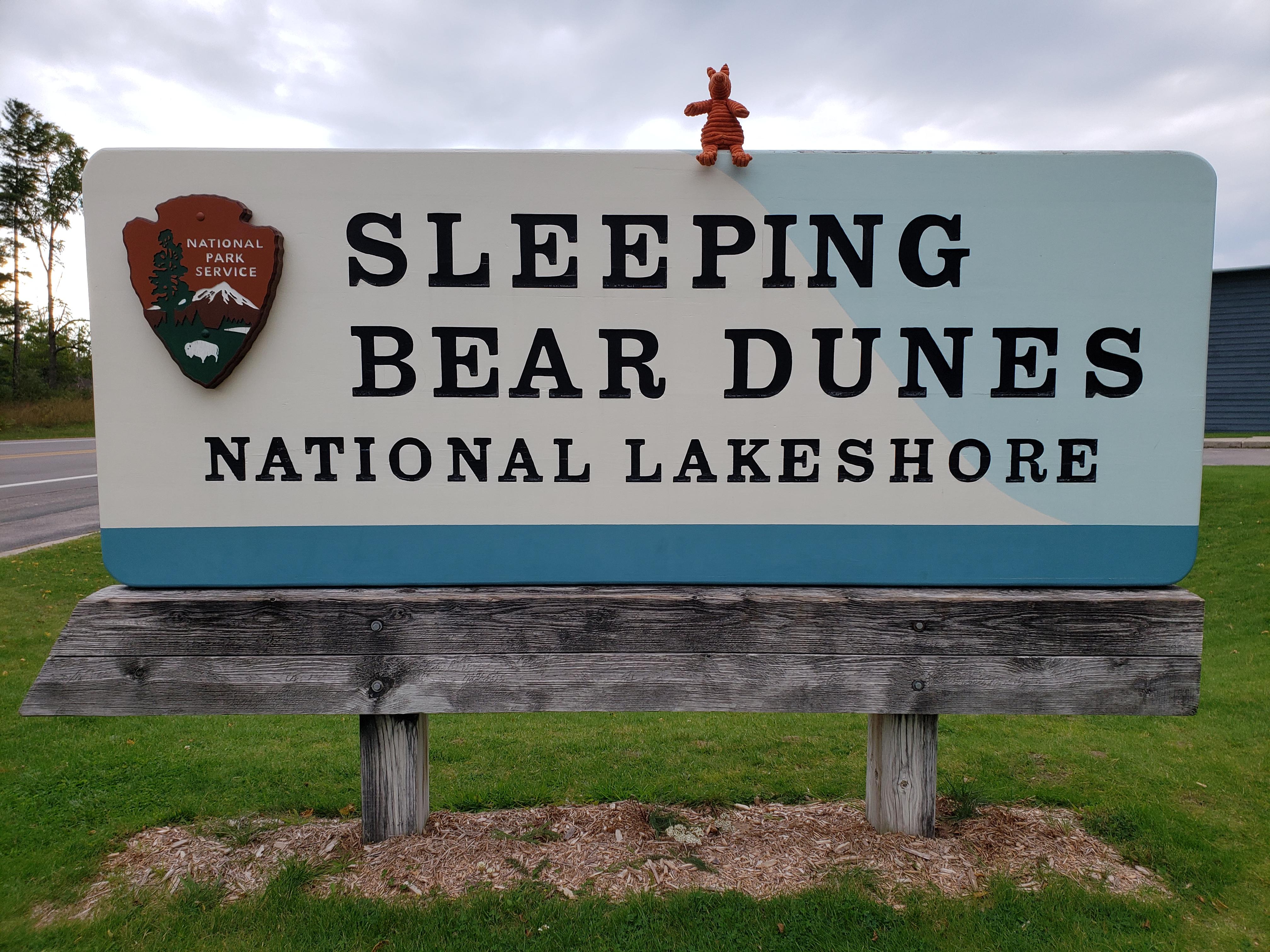 Sleeping Bear Dunes National Seashore