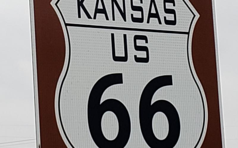 Route 66: Kansas